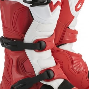 Alpinestars Tech 3 Boots - Red White Image 4