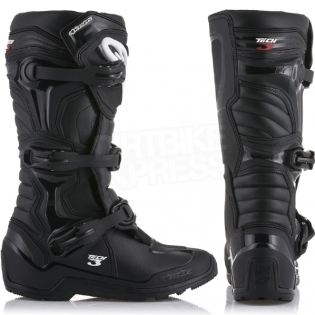 Alpinestars Tech 3 Enduro Boots - Black Image 2