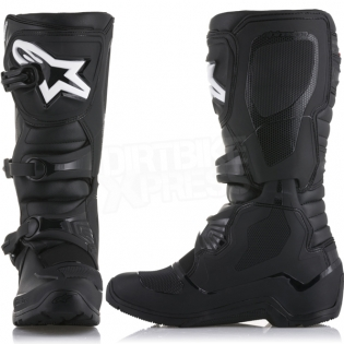 Alpinestars Tech 3 Enduro Boots - Black Image 4