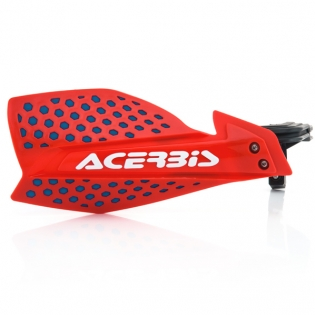 Acerbis X-Ultimate Handguards - Red Blue Image 3