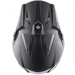 ONeal Slat Trials Helmet - Solid Black Image 3