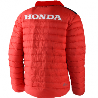 Troy Lee Designs Honda Puff Jacket - Red Image 3
