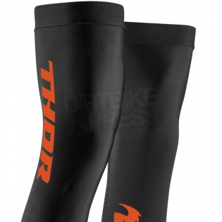 Thor MX Compression Socks - Black Red Image 2