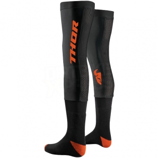 Thor MX Compression Socks - Black Red Image 3