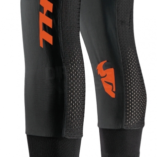 Thor MX Compression Socks - Black Red Image 4