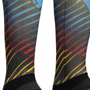 Thor Moto Sub Socks - Rodge Multi Image 3