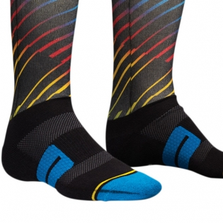 Thor Moto Sub Socks - Rodge Multi Image 4