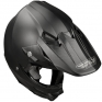 2018 Fly Racing F2 Carbon Solid Helmet - Matte Black