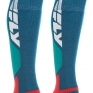 Fly Racing MX Pro Thick Socks - Blue Red