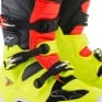 Alpinestars Tech 7 Boots - Flo Yellow Flo Red Grey Black