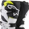 Alpinestars Tech 7 Boots - Flo Yellow White Black