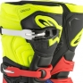 Alpinestars Tech 5 Boots - Blue Black Fluo Yellow Red