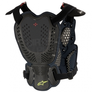 Alpinestars A1 Chest Protector - Black Anthracite Image 3