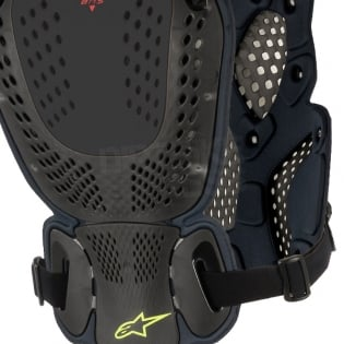 Alpinestars A1 Chest Protector - Black Anthracite Image 4