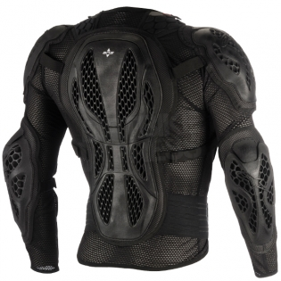Alpinestars Bionic Action BNS Protection Jacket - Black Red Image 3