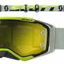 2018 Scott Prospect Goggles - Black Yellow Chrome