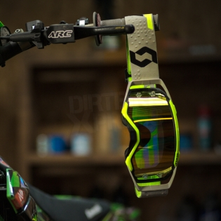 2018 Scott Prospect Goggles - Black Yellow Chrome Image 4