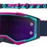 2018 Scott Prospect Goggles - Teal Pink Purple Chrome