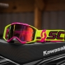 2018 Scott Prospect Goggles - Pink Yellow Purple Chrome