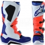 Alpinestars Tech 7 Boots - Ltd Troy Lee Designs Flo Red Blue White