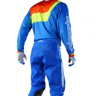 Troy Lee Designs GP Kit Combo - Prisma Blue Image 4