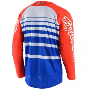 Troy Lee Designs GP Kit Combo - Streamline Mono Orange Image 2
