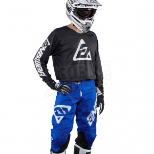 2018 Answer Elite Kit Combo - Black Blue Image 3