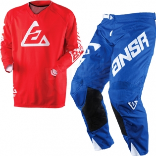 2018 Answer Elite Kit Combo - Red Blue Image 3