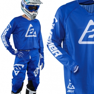 2018 Answer Elite Jersey - Blue Image 2