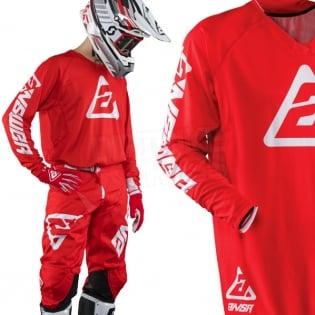 2018 Answer Elite Jersey - Red Image 2