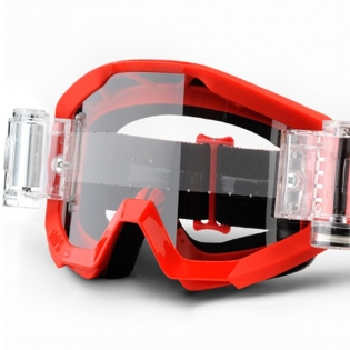 100% Strata Mud Goggles - Furnace SVS Clear Lens Image 4