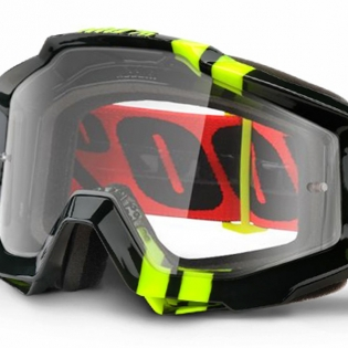100% Accuri Goggles - Zerbo Clear Lens Image 2