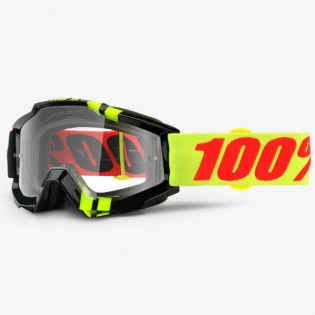 100% Accuri Goggles - Zerbo Clear Lens Image 3