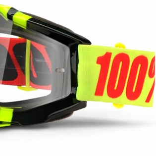 100% Accuri Goggles - Zerbo Clear Lens Image 4