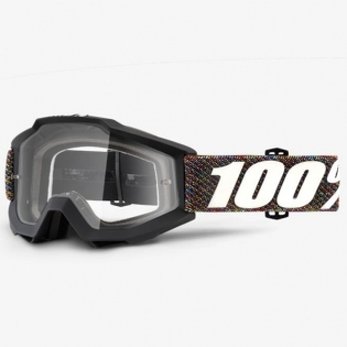 100% Accuri Goggles - Krick Clear Lens Image 2