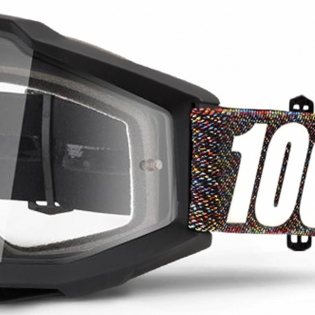 100% Accuri Goggles - Krick Clear Lens Image 3