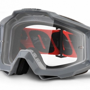 100% Accuri Goggles - Solberg Clear Lens Image 2