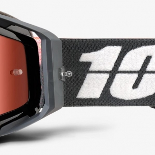 100% Racecraft Goggles - Fortis Mirror Lens Image 4