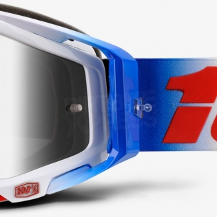 100% Racecraft Goggles - Fourth Mirror Lens Image 4