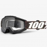 100% Accuri Kids Goggles - Krick JR Clear Lens