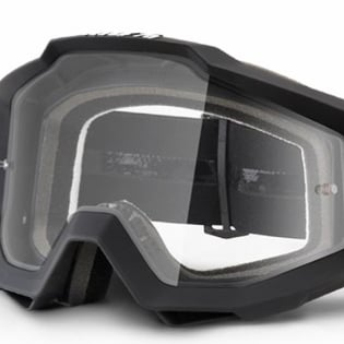 100% Accuri Kids Goggles - Krick JR Clear Lens Image 4