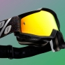 100% Accuri Kids Goggles - Krick JR Mirror Lens