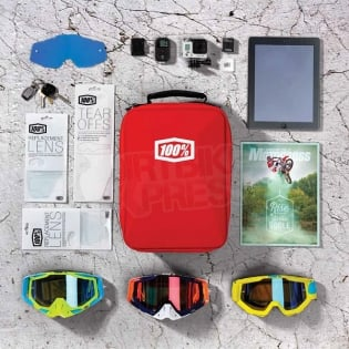 100% Goggle Case - Positive Image 2