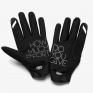 100% Brisker Cold Weather Gloves - Heather Grey