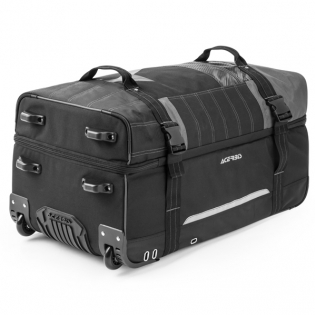 Acerbis X Moto Wheeled Gear Bag - Red Image 4