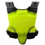 Acerbis Profile Chest Protector - Fluo Yellow Blue