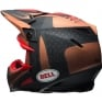 Bell Moto 9 Carbon Flex Helmet - Vice Matte Copper Black
