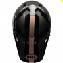 Bell MX9 MIPS Helmet - Marauder Copper Black