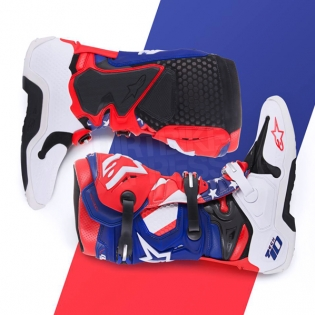 Alpinestars Tech 10 Boots - Ltd MX of Nations Matterley Basin Image 3