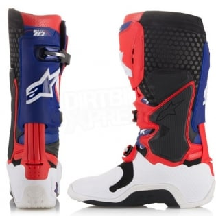 Alpinestars Tech 10 Boots - Ltd MX of Nations Matterley Basin Image 4